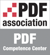PDF Association PDF CC - Icon
