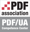 PDF Association PDF/UA CC - Icon