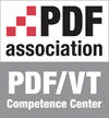 PDF Association PDF/VT CC - Icon