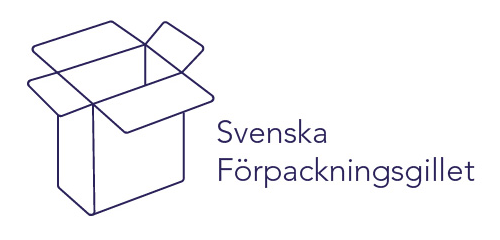Svenska Förpackningsgillet / Swedish Packaging Guild - Logo