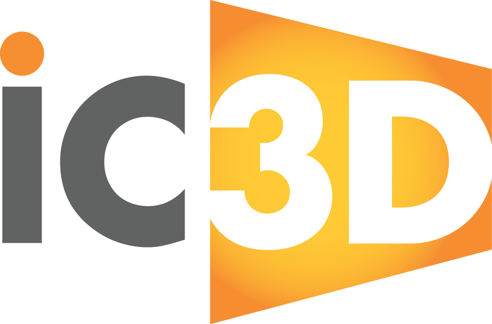 Creative Edge Software IC3D - Logo
