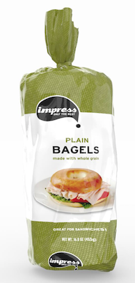 iC3D Opsis Model - Food - Bagels in Plastic Bag - Picture