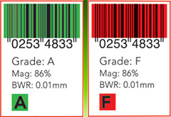BarProof Grading and BWR Sample - Picture