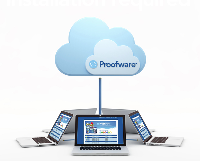 Proofware - Deployment On-Premise or Private Cloud - Bild