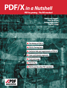 PDF/X in a Nutshell - Front Cover - Picture