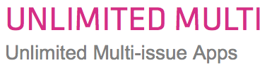 Twixl Media - Unlimited Multi Issue Apps - Banner